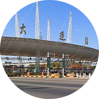 公(gong)路收費站工程