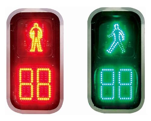 吉林行人信号灯